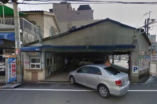 千南モータープール(GoogleMapより)
